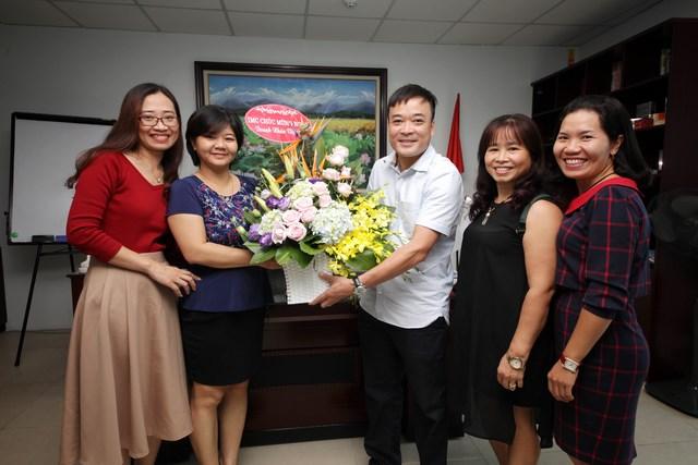IMC – Chúc mừng ngày Doanh nhân Việt Nam 13/10/2017