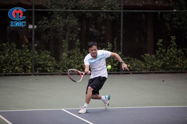 Hệ thống IMC tham gia Giải Tennis Thực phẩm chức năng vì sức khỏe cộng đồng FFPH 2017