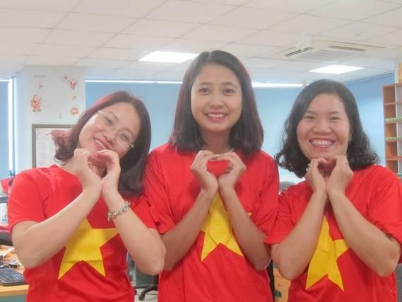 IMC – Đồng hành cùng các tuyển thủ U23 Việt Nam
