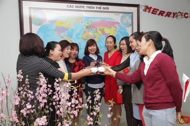 IMC – Tưng bừng khai xuân chào đón năm 2018
