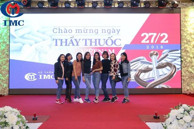 IMC - Tri ân các bác sĩ, dược sĩ nhân ngày Thầy thuốc Việt Nam