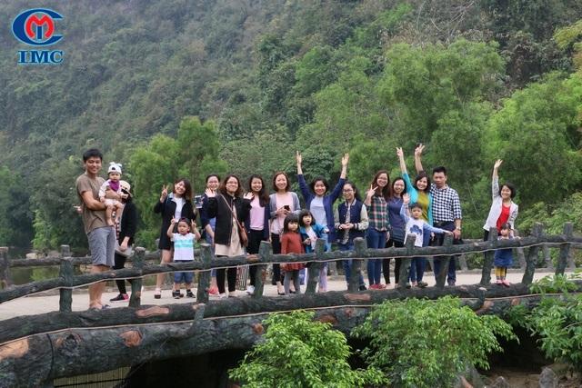 Phòng Nghiên cứu phát triển IMC – Sinh hoạt văn hóa quý I ấm áp và trải nghiệm