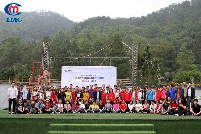 Nhà máy Công nghệ cao IMC Quang Minh – SHVH Quý I đầy màu sắc.