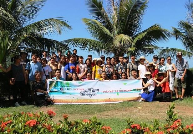 Nhà máy Công nghệ cao IMC Quang Minh I – Rực rỡ sinh hoạt văn hóa quý II