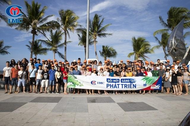 IMC – Tưng bừng tổ chức sự kiện Hè tại Thái Lan