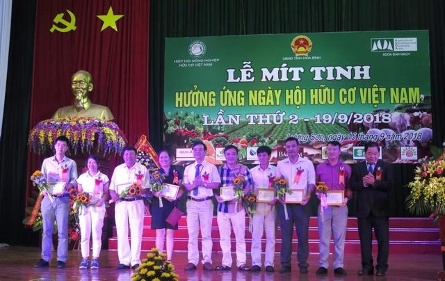 IMC trở thành thành viên của Hiệp hội nông nghiệp hữu cơ Việt Nam