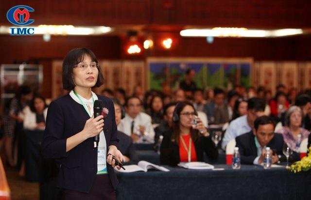 IMC tham gia Hội nghị Khoa học Quốc tế về Thực phẩm chức năng lần 2