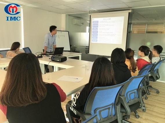 IMC – Đào tạo hội nhập cho CBCNV mới