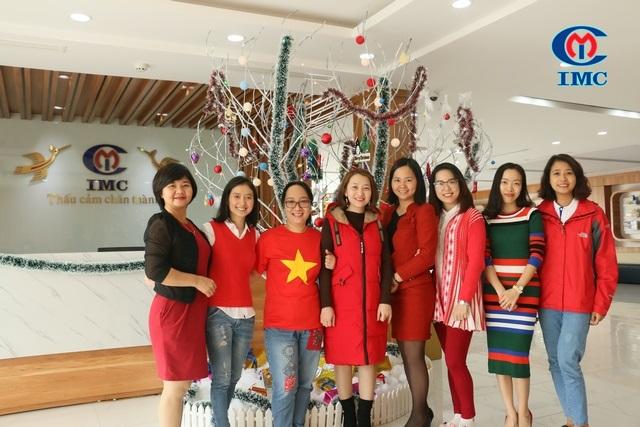 IMC – Vui đón Noel, chào mừng năm mới