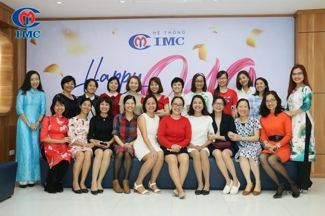 IMC – Tưng bừng khai xuân chào đón năm 2019