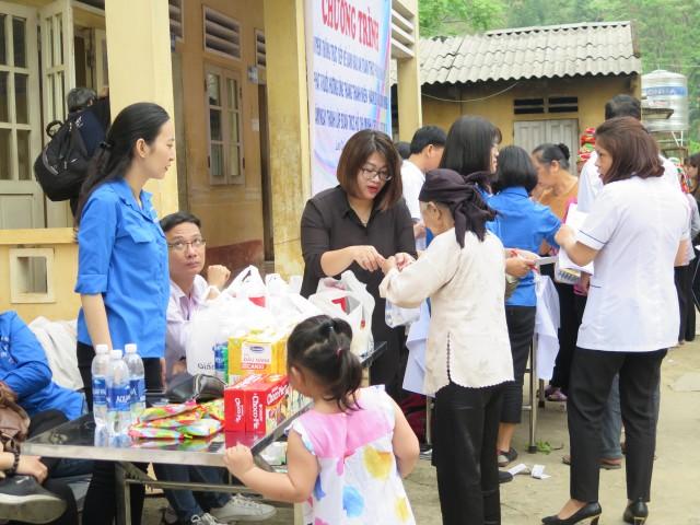 IMC – Đến với người dân nghèo vùng cao tỉnh Yên Bái