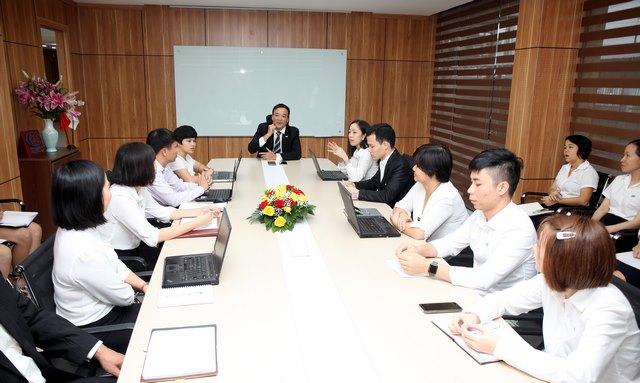 Phát triển đội ngũ – nhiệm vụ của toàn Hệ thống IMC