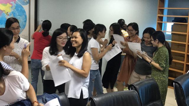 IMC – Đào tạo giảng viên nội bộ đầy sôi động – lôi cuốn