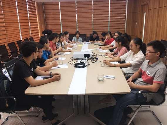 IMC – Tưng bừng chào đón 46 em sinh viên cho mùa thực tập thứ 2 năm 2019