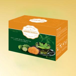 Tea Herbal Sibechaga Brillant Eyes