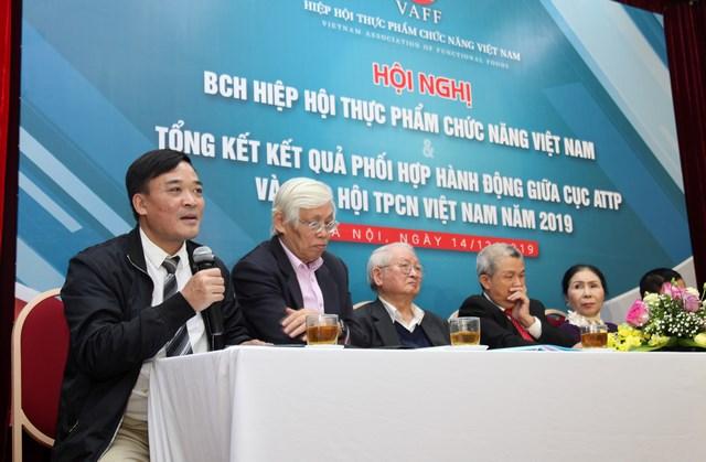 IMC – Tham dự hội nghị Ban chấp hành Hiệp hội Thực phẩm chức năng (TPCN) Việt Nam năm 2019