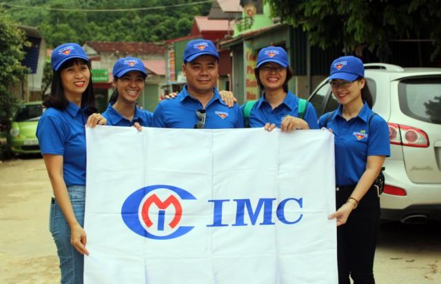 IMC đồng hành cùng trẻ em vùng cao Lạng Sơn đón trung thu ý nghĩa