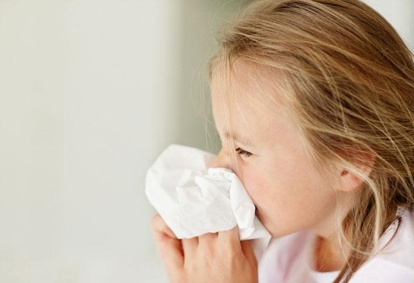 Phòng chống bệnh hô hấp khi trời đổi gió