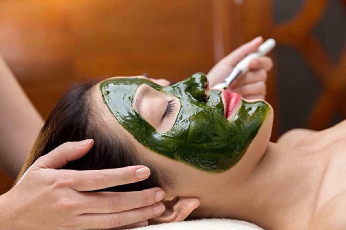 Bạn đã thử mặt nạ từ tảo biển chưa?
