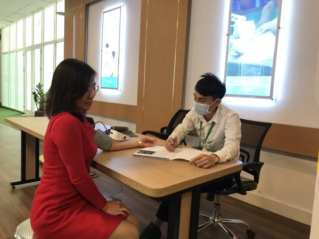 IMC khám sức khỏe định kỳ 2021