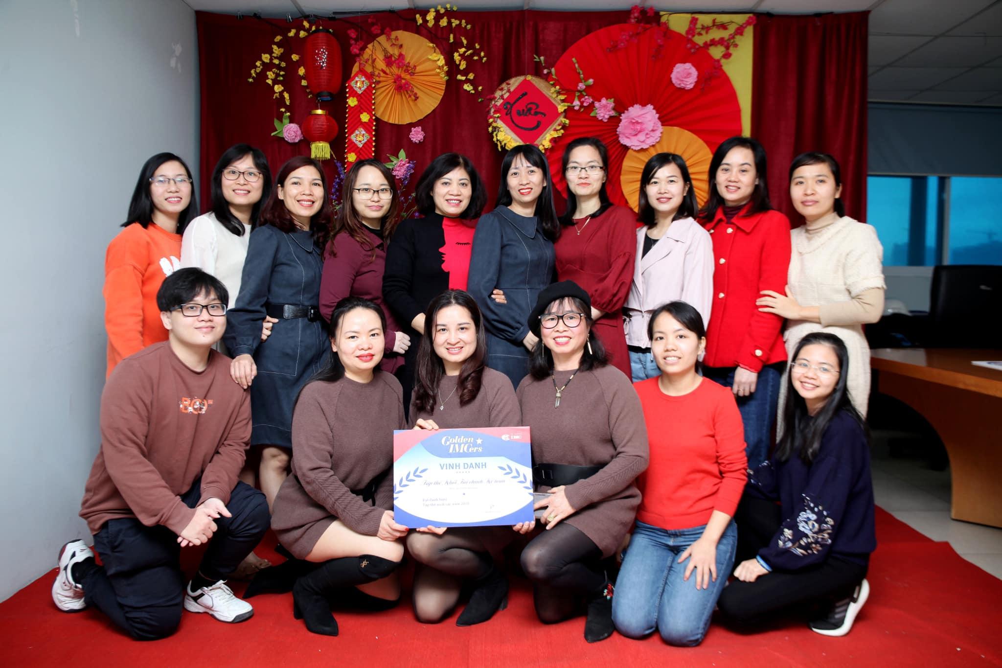 IMC system organize online spring 2021 opening ceremony