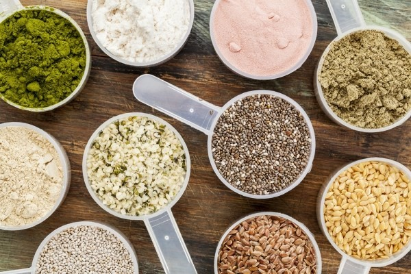 IMC – Organic nutritional powder research and production factory